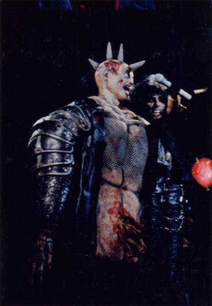 Gallery Nightmare Returns 1986 1989 Alice Cooper Echive